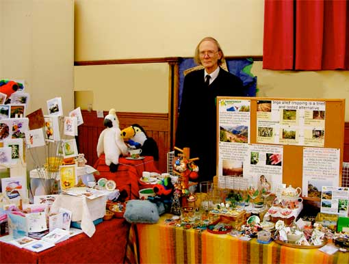 Fund raisirg fair