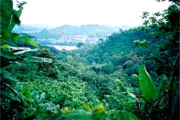 View of Honduras